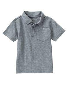 Pocket Polo Shirt at Gymboree