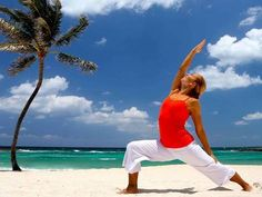 7 Days Gracious Living Detox Yoga Retreat in Bahamas