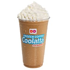 Caribou Coffee Iced Mocha Try A Zebra Mix Two Types Of
