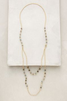 Waterfall Necklace - anthropologie.com