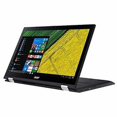 Geek Chic Reviews: Acer Spin 3  Laptop-Tablet Combo Review