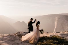 intimate adventurous elopement in yosemite national park | destination adventure wedding photographers | the hearnes adventure photography | www.thehearnes.com