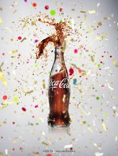 The Coca Cola Company by Thomas Charlet, via Behance