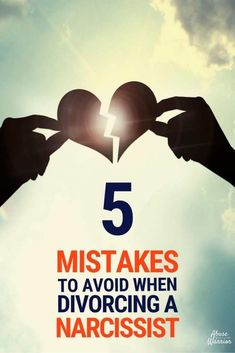 5 Mistakes To Avoid When Divorcing A Narcissist - Abuse Warrior Leaving A Narcissist, Divorcing A Narcissist, Narcissist Quotes, Relationship With A Narcissist, Dealing With A Narcissist, Toxic Relationships, Traits Of A Narcissist, Gaslighting, Healthy Relationships