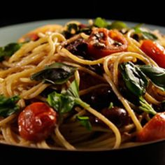 Try this Pasta with Tomatoes, Anchovy and Chillies recipe by Chef Gordon Ramsay. This recipe is from the show Gordon's Ultimate Cookery Course.