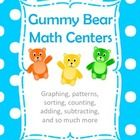 This math pack contains materials for centers to address the following math skills:  graphing  tally marks  patterns  sorting  counting sets ...