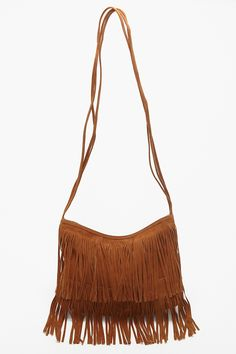 Sienna Fringe Bag