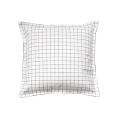Pillow Cover in Windowpane - Kate Spade Saturday