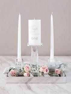 3 Killer Ways To Personalize Plain Pillar Candles For Your Wedding! Wedding Unity Candles, Wedding Ceremony Decorations, Pillar Candles, Unity Ceremony, Candle Centerpieces, Wedding Centerpieces, Wedding Favors, Wedding Flower Guide, Candle Maker