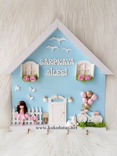 Diy Crafts Slime, Diy Crafts To Do, Diy Craft Projects, Clay Crafts, Wood Crafts, Name Plate Design, Cactus Ceramic, Doll House Crafts, Cool Paper Crafts