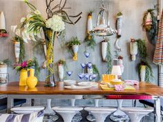 Dallas' favorite home shopping event returns April when the semi-annual Thrift Studio pops up at the Dallas Design Center Slocum St. Vignettes, Thrifting, Dallas, Home Goods, Table Settings, House Design, Holidays, Studio, Inspiration