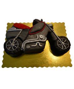 Motorcycle cake by Tuffli www.tuffli.ro