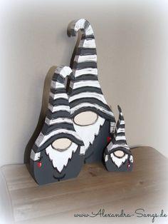 Christmas Wood Crafts, Christmas Gnome, Diy Christmas Gifts, Christmas Projects, Holiday Crafts, Christmas Holidays, Christmas Decorations, Christmas Ornaments, Theme Noel