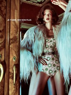 ☆ Kendra Spears | Photography by Sebastian Kim | For Numero Magazine | April 2012 ☆ #kendraspears #sebastiankim #numeromagazine #2012