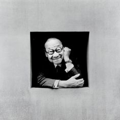 I.M. Pei by Luca Vignelli. Ieoh Ming Pei is a Chinese American architect often called a master of modern architecture.