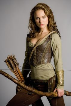 Natalie Portman in 'Your Highness'.