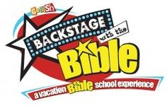 "Backstage with the Bible - A ""Go Fish Guys"" Bible School Program"