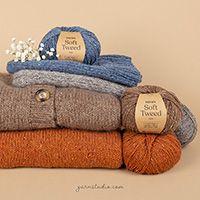 Baby Cardigan Knitting Pattern Free, Knitting Patterns Free, Free Knitting, Crochet Patterns, Free Pattern, Drops Design, Drops Kid Silk, Drops Baby, Crochet Diagram
