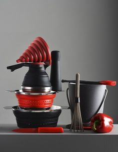 Design en cuisine par Barbara Bourgois. Photo Nicolas Tosi