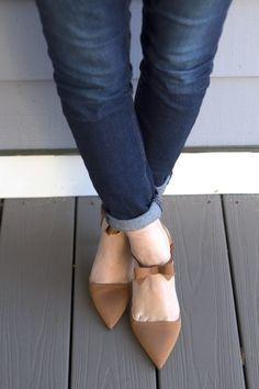 Sarah Jessica Parker heels.