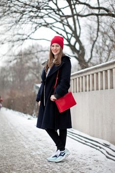 Berlin Street Style Pics- German Fashion Winter 2013