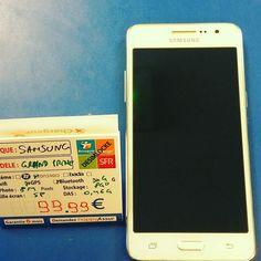 Samsung Galaxy Prime #happycashlannion #bonsplans #bonnesaffaires #happyinfotel22 #samsung #grandprime Dispo dans votre happycash Lannion depuis le August 09 2017 at 02:54PM
