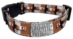 Chewbacca Dog Collar