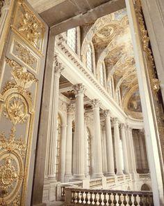 Gold Photo  Versailles 8x10 Photo  Church Paris  by chezjolly, $22.00