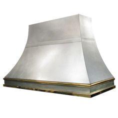 Copper Range Hood Model 4 styles A-H