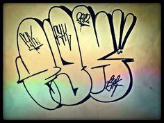 throw up graffiti - Pesquisa Google Graffiti Words, Graffiti Tagging, Graffiti Lettering, Graffiti Art, Typography, Black Books, Urban Art, Artsy, Sketches