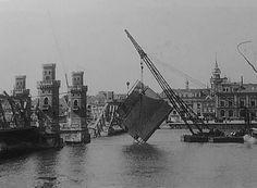 Bruggen Kampen (jaartal: 1940 tot 1945) - Foto's SERC Wwii, Dutch, Holland, World War Ii, Dutch Language, World War Two