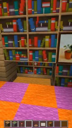 Project Minecraft, Craft Minecraft, Images Minecraft, Minecraft Banner Designs, Easy Minecraft Houses, Minecraft Interior Design, Minecraft Banners, Minecraft Room, Minecraft House Designs