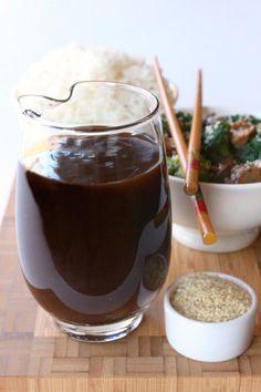 Stir-Fry Sauce - Mantitlement
