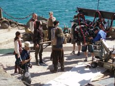 PRODUCTION PHOTOS | FILM | 2010 | THE CHRONICLES OF NARNIA: THE VOYAGE OF THE DAWN TREADER| ON-SET PHOTOS 005.jpg