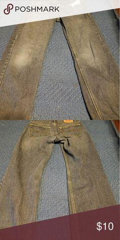 Young men Levi's size 18 505 straight Jean size 18'29 Levi's Bottoms Jeans