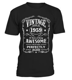 "# Vintage Made In 1959 Birthday Gift T-Shirt - Limited Edition .  Special Offer, not available in shops      Comes in a variety of styles and colours      Buy yours now before it is too late!      Secured payment via Visa / Mastercard / Amex / PayPal      How to place an order            Choose the model from the drop-down menu      Click on ""Buy it now""      Choose the size and the quantity      Add your delivery address and bank details      And that's it!      Tags: Vintage Since 1959…"