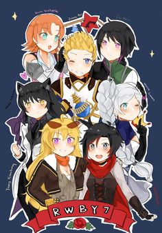 A sticker would be cute Rwby Anime, Rwby Fanart, Rwby Volume 1, Neon Katt, Blake Belladonna, Team Rwby, Rooster Teeth, Fictional World, Cartoon Games