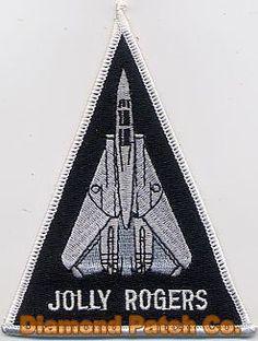 VF-84 Jolly Rogers Tomcat Triangle