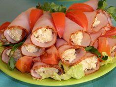 Finger Foods, Potato Salad, Sushi, Food And Drink, Potatoes, Ethnic Recipes, Finger Food, Potato, Snacks