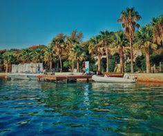 Resort near Dikili Turkey