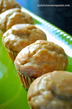 Old Fashioned Donut Muffins - My Kitchen Escapades