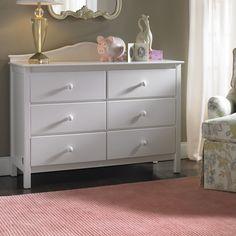 Fisher-Price Furniture 6 Drawer Dresser & Reviews | Wayfair