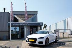Onlangs geïmporteerd: Audi TT