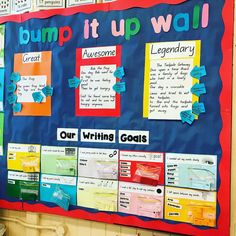 """121 Likes, 12 Comments - Mrs L (@krazyaboutkinder) on Instagram: """"Our 'bump it up wall' in action! I have such a huge range in ability with my K/1's, it's always a…"""""""