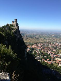 San Marino in City of San Marino