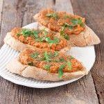 Roasted red pepper romesco dip | Recipe Renovator