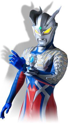 Ultraman Tiga Character Ultraman Ultraman Tiga