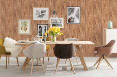 Diseño 7700/4 REDESCUBRIENDO LA MADERA Desde lejos o de cerca, el revestimiento de papel madera vinílico texturado agrega profundidad e integridad a su experiencia interior. Su superficie aporta calidez y estilo a su hogar, creando un acento decorativo en una sala de estar, dormitorio o estudio. Está diseñado para simular la apariencia de las especies mas bellas de los árboles, como álamo, roble, fresno, castaño, ébano. #empapela #empapelados #muresco #argentina #coleccion #walcovering…