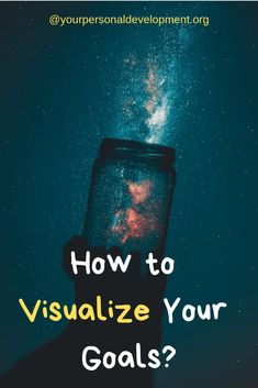 Visualization of your goals helps in many ways. It boosts with confidence, builds up the energy level, enhances your creativity, and much more. Read everything about visualization and how it can help you to achieve your goals.  READ MORE!