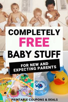 40 Baby Freebies Every New Parent Needs To Know - Printable Coupons and Deals Baby Coupons, Printable Coupons, Elmo And Friends, Free Kids Books, Baby Freebies, Learning Cards, Friend Book, Football Baby